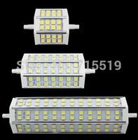 R7S 5W 10W 15w  SMD5050  LED light bulb 85-265V AC Warm White  halogen floodlight VS 50W 100W 150W  200PCS