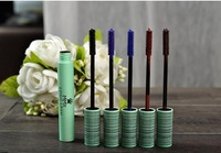 Unique Colorful Mascara smudge-proof Party Makeup Magic Eyelash Blue/Green/Purple/Coffee/Black