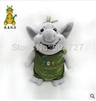 Stock 22cm New Style Frozen dolls Goblin  Frozen Doll Frozen toys Goblin Trolls For Child gift SX-FZ017