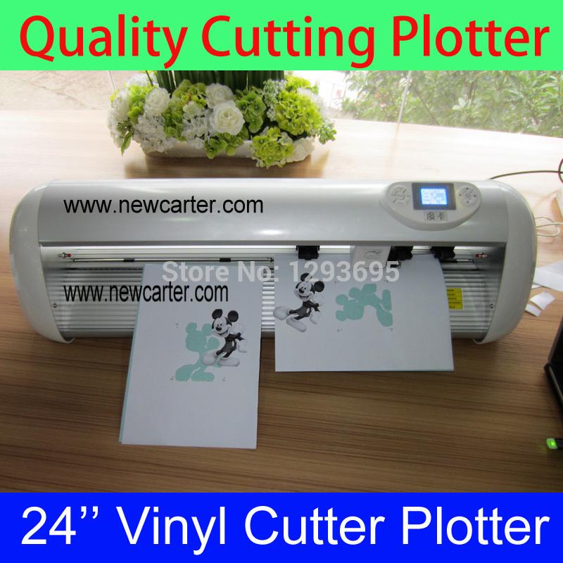 Creation CT630H Cutting Plotter With Optical Sensor 24'' Cutting Plotter With Contour Cutting Hot Sales Original Vinyl Cutter(China (Mainland))