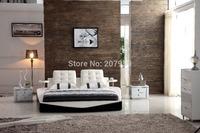 Luxury large size round bed