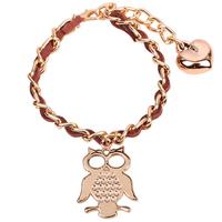 owl charm bracelet night owl high quality bracelet women bracelet wholesale