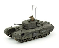 FOV 1:72 the British World War II Churchill Churchill infantry tanks alloy model finished 85203