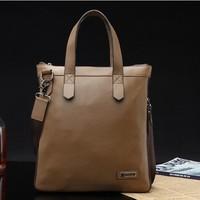 Free Shipping Hot sale!! New Genuine Leather Men Bag Briefcase Handbag Men Shoulder Bag Laptop Bag 2011-12