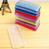 Super Thin Soft TPU Back Cover Case for Apple iPhone 5c, Fashion TPU Clear Case for Apple iPhone 5c