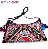 FLYING BIRDS! 2014 free shipping desigual bag National pattern clutch Women Handbag Shoulder bag messenger Bags LS3795c