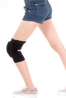 Thicker sponge sports safety girl riding dance hip-hop practice leg knee protective pads kneepads guard support protector