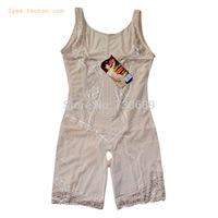 2014 new nylon spandex lady sexy corset slimming suit shapewear body shaper underwear PLUS SIZE   XXXXXXL
