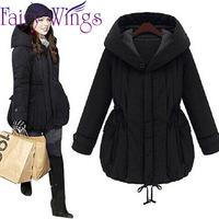 new fashion 2014 winter coat women winter jacket women thick warm casual hooded plus size slim jackets women coats PH2279