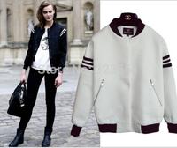 New Winter Autumn Women Coat Jacket baseball Jackets Jaqueta Feminina Women'S Clothing Preppy Style