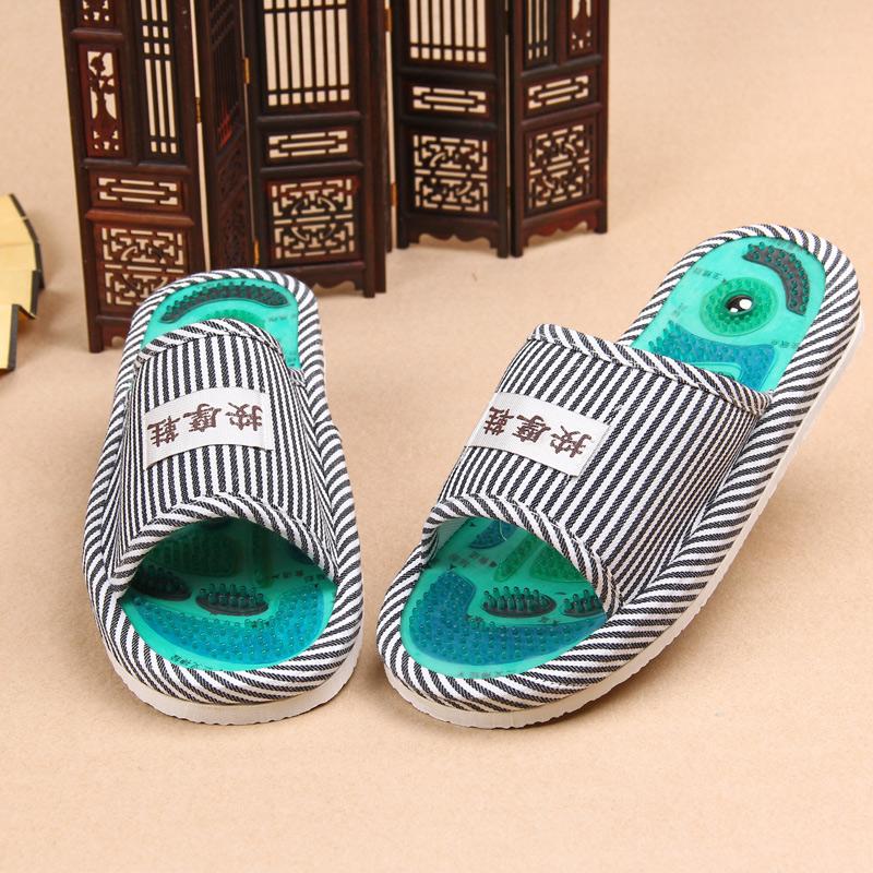 O utilitário de presentes de aniversário sapatos de massagem para mamãe e papai enviar pais aged mais velho(China (Mainland))