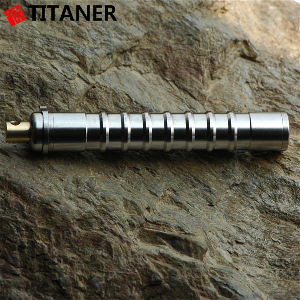bodyguard pepper spray,EDC titanium pepper spray,chili spray, self defense gear,02 shape(China (Mainland))