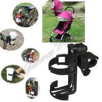 Baby Milk Bottle/Cup/Drink Bottle Holder for Baby Stroller /Pram/Pushchair/Bike