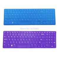 Silicone Keyboard sticker Cover Film for DELL 1564 IM501R N5010 M501R M010R