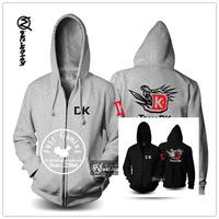 cardigan hoodie DOTA2 DK Game team hoodie Men Sweatshirts man hoody sport jacket men's coat sweatshirt men sport suit