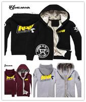 New brand winter Ukraine NAVI Natus Vincere DOTA 2 teams pullover thicken fleece flannel Sweater cardigan hoodies men sportswear
