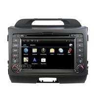 Android 4.0 Stereo for Kia Sportage 2011-2012 GPS Navigation Sat Nav DVD Player Multimedia Headunit In Dash Autoradio Radio
