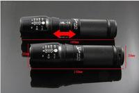UltraFire E26 Hard anodized CREE XM-L T6 2000Lumens 5-Mode CREE LED Flashlight