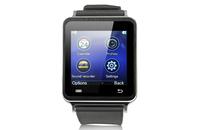 "iradish i7 1.54"" Bluetooth Smart Watch Phone Mate Bluetooth-Armbanduhr for Android(Silver/Black)"