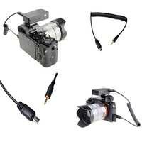 New Arrival 2.5mm Camera Remote Shutter Release Cable S2 for Sony A7 A7R NEX-3NL A6000 A58 HX300 RX100N