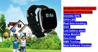 GPS Watch phone tracker for kids with smallest size