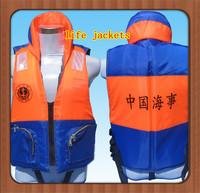 Free shipping Marine life jackets / professional fishing clothes / snorkeling foam thicker fabrics / Marine life jackets
