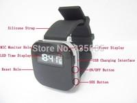 Hot sales gsm gprs personal gps watch tracker for elder kids child gps tracker bracelet