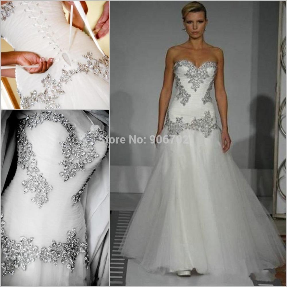 Bling Wedding Dresses 2015 2015 Wedding Dresses Pnina