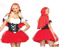Halloween costumes for women Princess Stage Performance Xmas little red riding hoodcosplay elsa costume Christmas