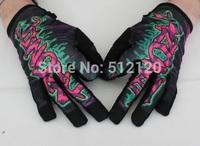 Free Shipping Top Brand O gloves military gloves mens full finger Gloves/Eyeball print Gloves Outdoor Sport Full Gloves hot sale