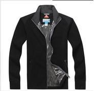 2014 new Fleece clothing omni-heat thermal liner fleece outerwear jackets keep warm