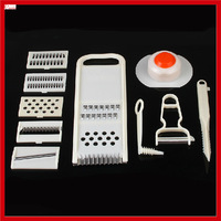 New Multifunction Vegetable Slicer Grater ,Vegetable & Fruit Slicer Cuitter, Kitchen Potato Carrot slcer dicer Chopper Peeler