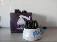 "1080P 2MP MINI PTZ IP Camera,12X,in door ,IR high speed dome, 4"" Full HD IP Camera"