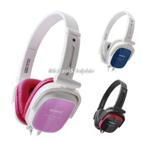 Free Shipping SOMIC PC513 Stereo Folderable Headset Earphone with Microphone for Computer