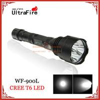 10pcs UltraFire WF-900L 3x XML T6 LED 1000LM Waterproof LED Tactical Flashlight