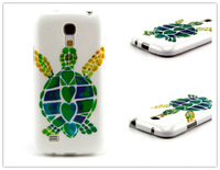 New Cute Sea turtles turtle Stylish Pattern TPU Back Cover Case Skin for Samsung Galaxy S4 mini i9190 Free/Drop Shipping