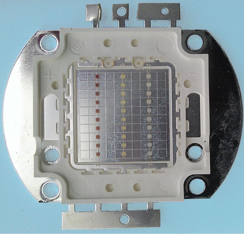 Free Shipping New 30W RGB High Power Chip LED Light 30 Watt Lamp Bright Light(China (Mainland))