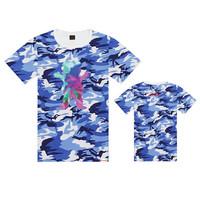 2015 Diamond Supply T-Shirts fashion GRIZZLY GRIP short sleeve t shirt Men's t-shirt 100% cotton hip hop tees