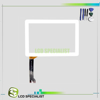 Original touch screen digitizer for ASUS MEMO PAD ME102 ME102A Tablet touch screen with digitizer white