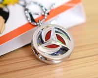 NEW!Japanese Anime NARUTO  Necklace watch pocket fashion watch birthday gift
