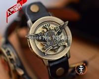 HOTSALE!Japanese animation Black Butler cartoon digital watch vintage Wrist watch birthday gift