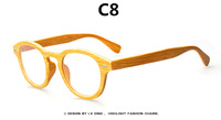 2014 New Retro Round myopia Frames Radiation Protection Glasses Spectacles Eyeglasses Optical Frame Glasses ocular