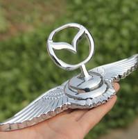 for Mazda Sticker Car Accessory Zinc Alloy Fly Eagle Shape