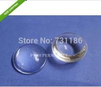 10pc High Power LED 15mm convex lens optical glass led lens