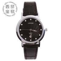 Free shipping new 2014 women watches fashion watch brand genuine leather quartz watch LB8858a01