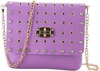2014 Korean style of the new autumn and winter fashion trends vintage rivet women handbag shoulder mesenger bag SJ-31