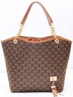 2014 new Autumn and winter European and American fashion handbags shoulder bag hand Big women bags 33 * 16 * 22cm SJ-33