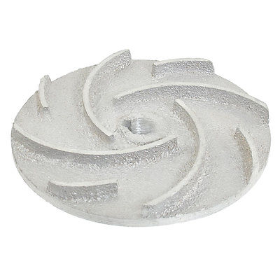10mm Hole Diameter Aluminum Precision Pump Impeller Sand Casting Part(China (Mainland))