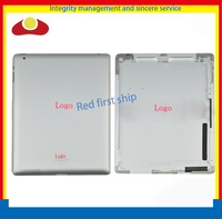 Original For New iPad 2 2rd Gen Wifi or 3G Version Back housing Back Cover Rear Case 64GB 32GB 16GB With Logo Free Shipping