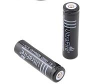 4pcs/lot Hot sale 18650 3.7V 6000mAh 18650 Li-ion Rechargeable Battery for Flashlight+free shipping
